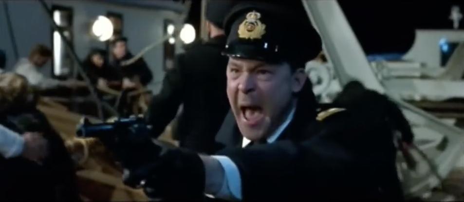 Titanic Murdoch Kills Tommy