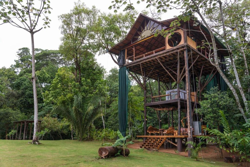 Treehouse Getaway Metapalo Costa Rica airbnb