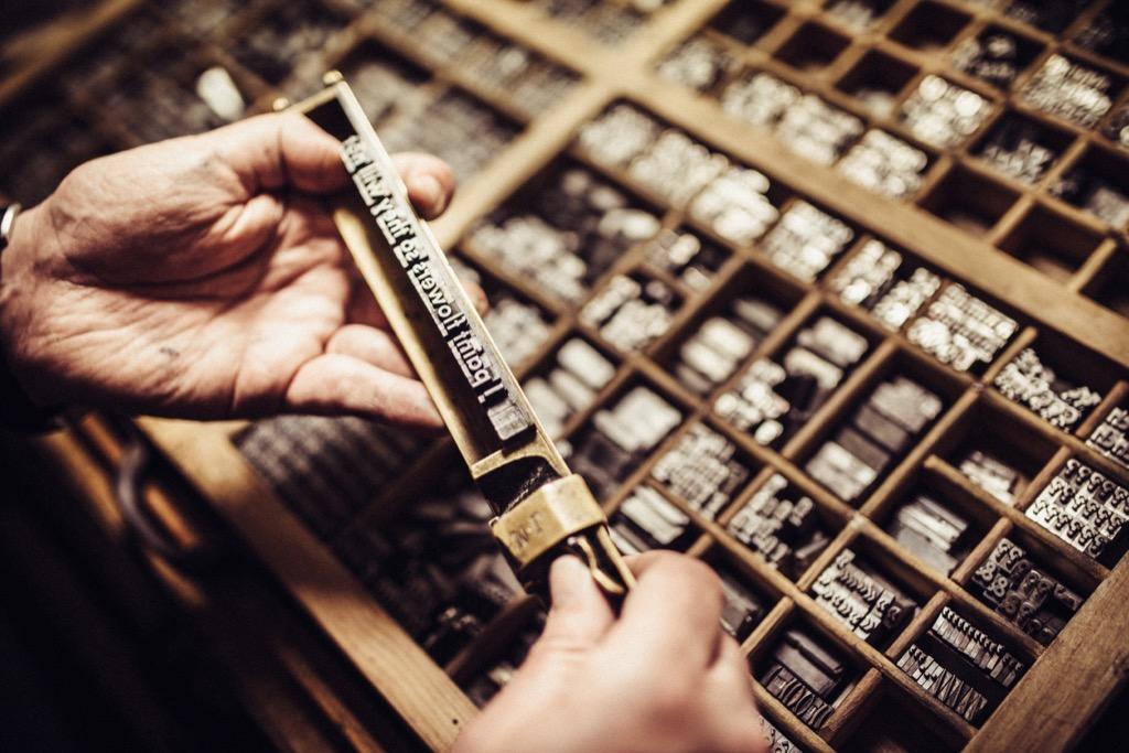 Typesetter obsolete jobs