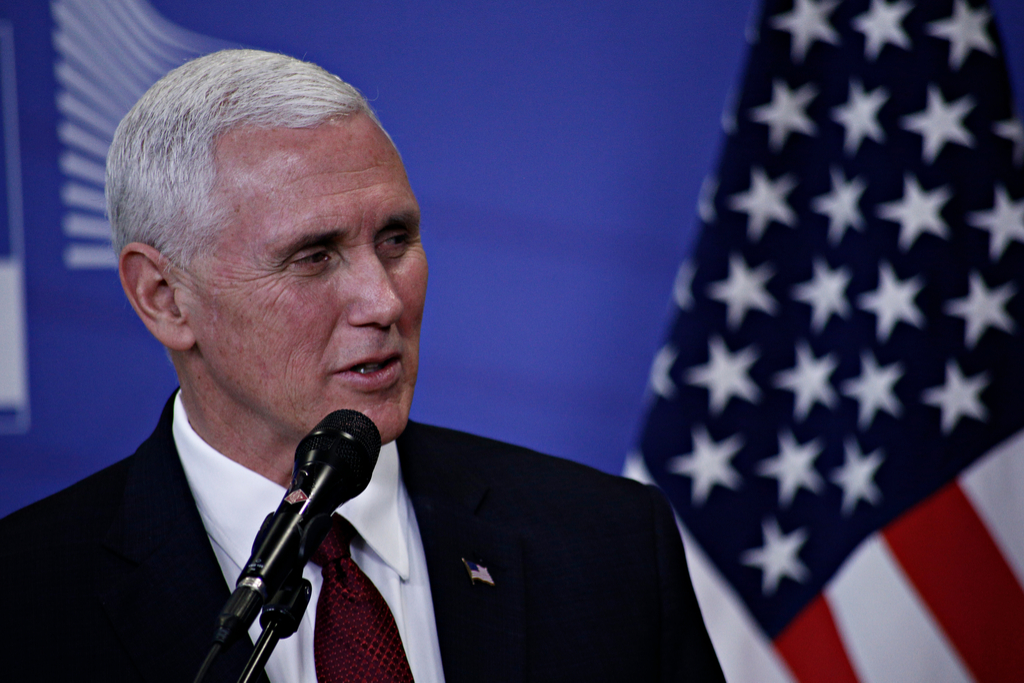 Vice President Mike Pence Civic Studies