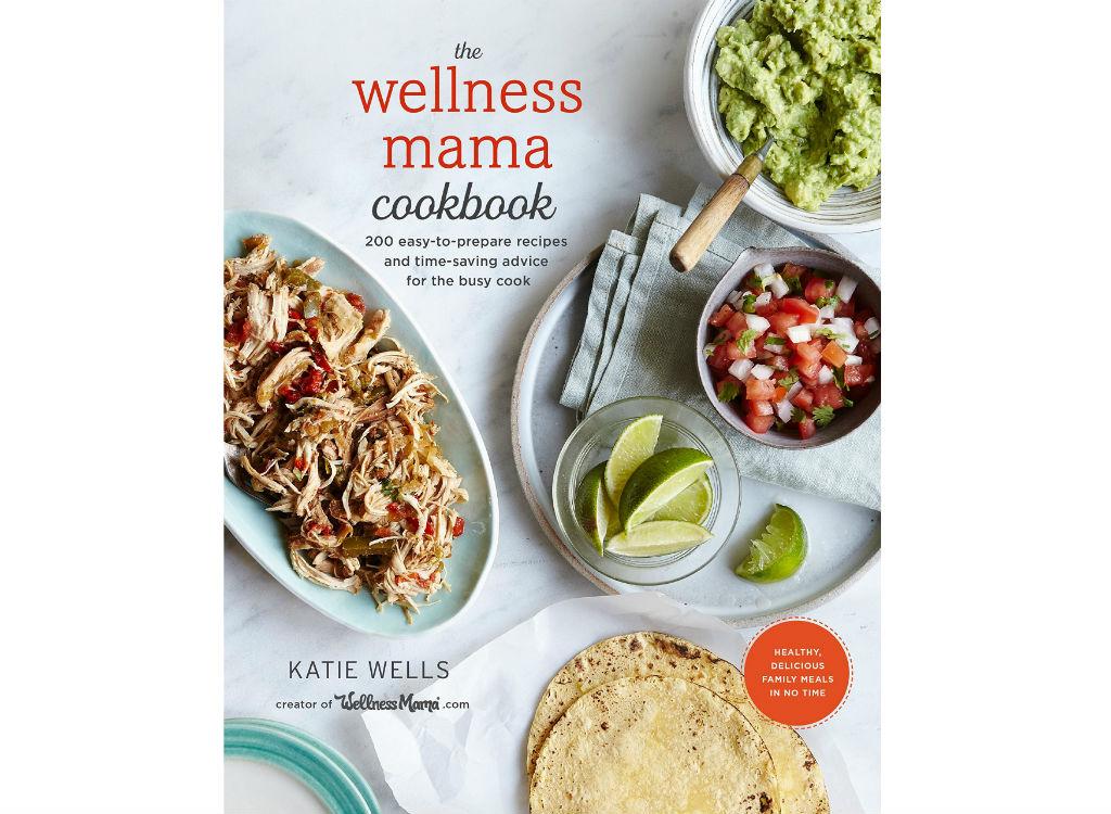 Wellness Mama cookbook mother's day