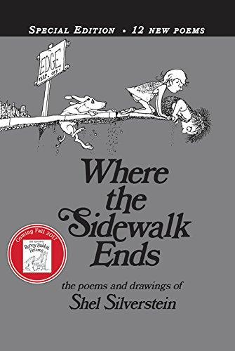 Where the Sidewalk Ends Shel Silverstein Jokes From Kids' Books