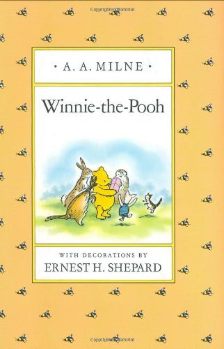 Winnie-the-Pooh A.A. Milne Jokes From Kids' Books
