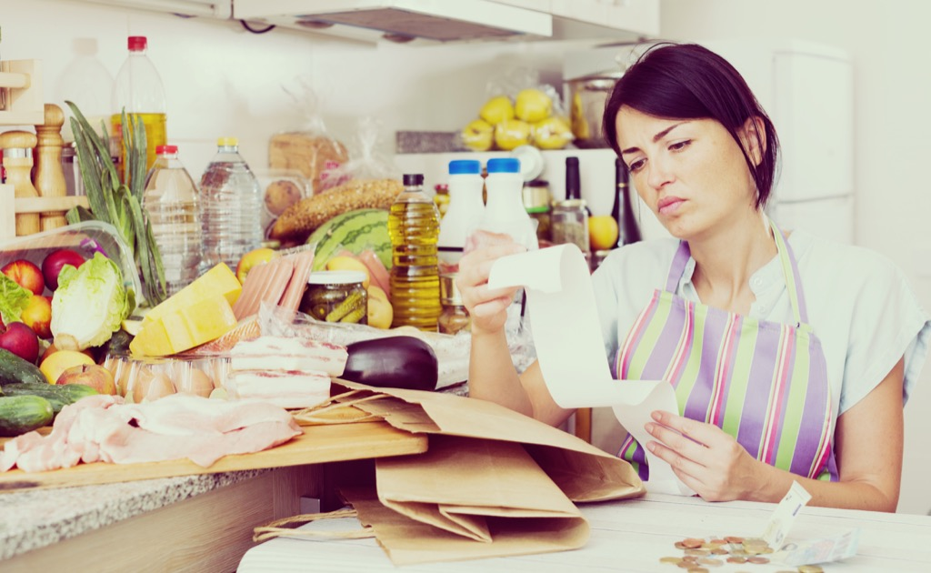Buying Too Often Grocery Shopping Mistakes
