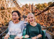 Women Roller Coasters