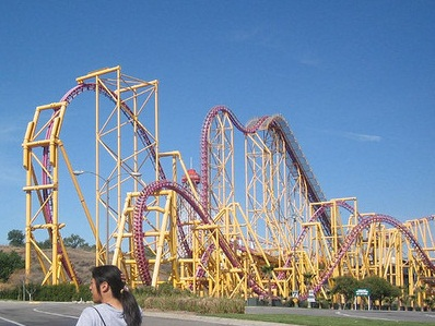 X2 Roller Coasters