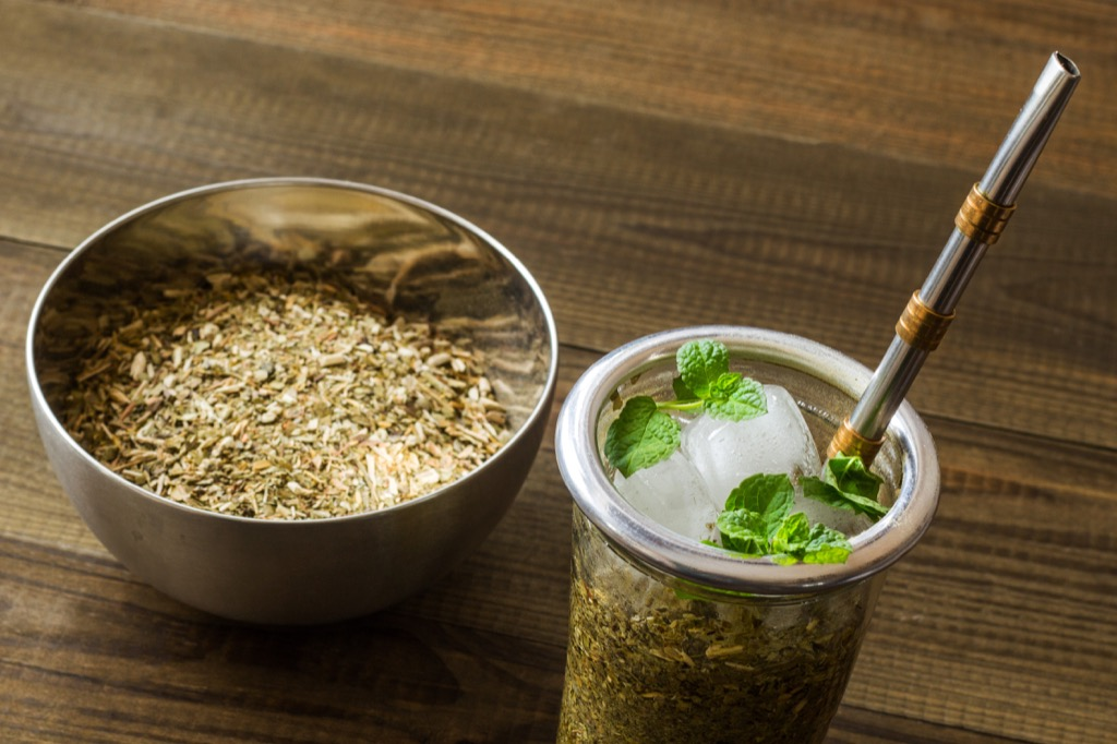 Yerba Mate Energy After 40