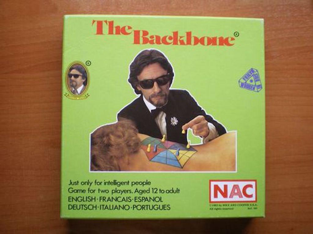 backbone Worst Board Games
