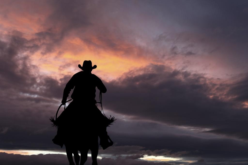 cowboy western film Fake American Traditions