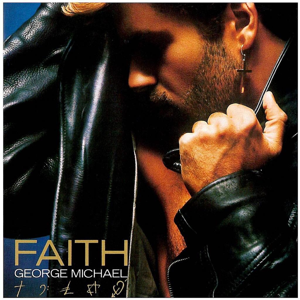 Single Cover for Faith George Michael 80s Jokes