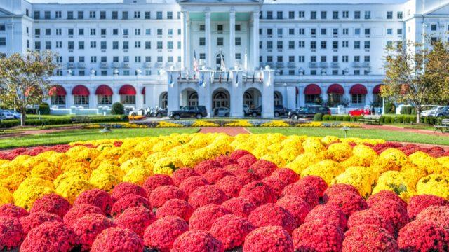 greenbrier hotel west virginia