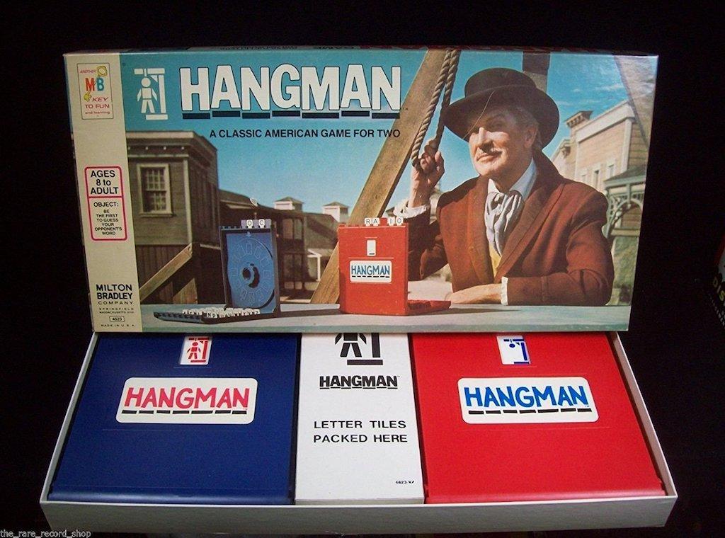 hangman Worst Board Games