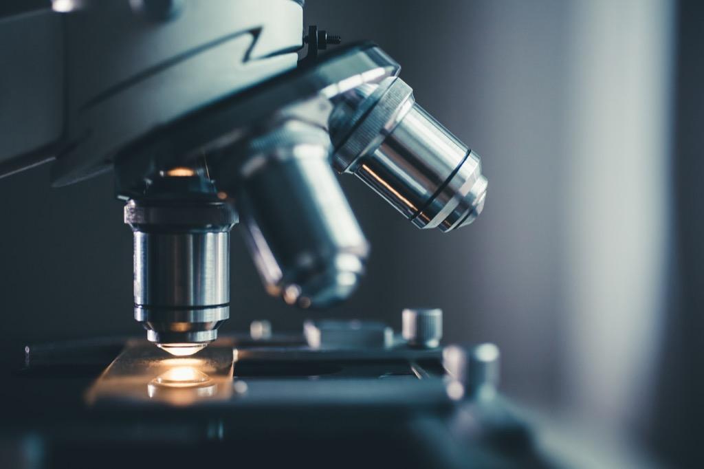 microscope shrink ray
