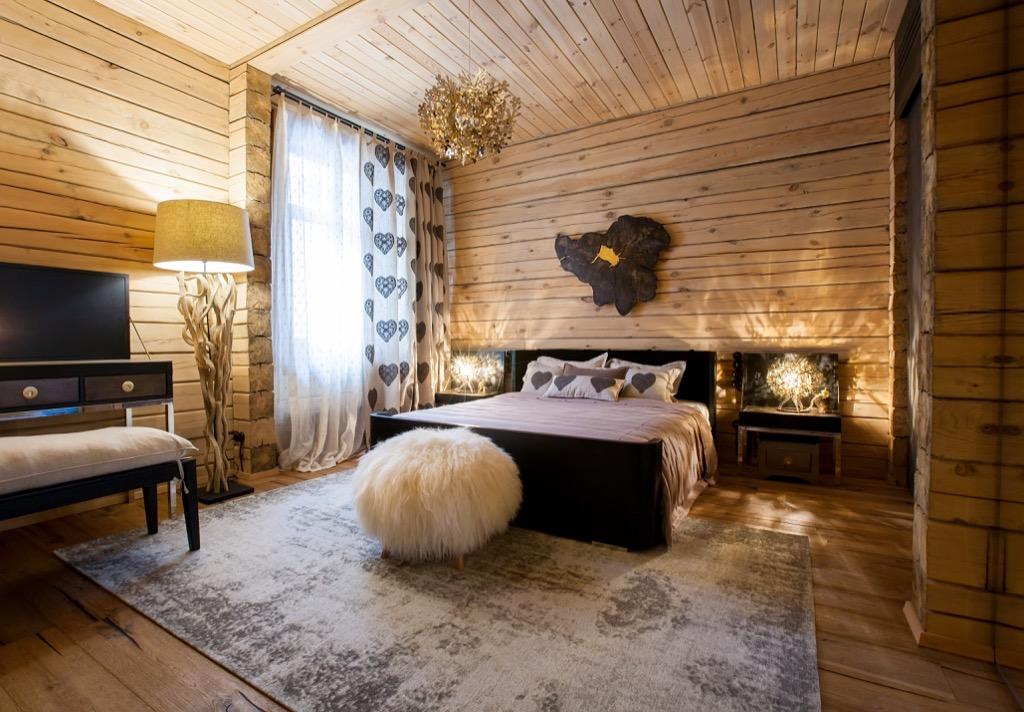 natural wood bedroom interior design health tips