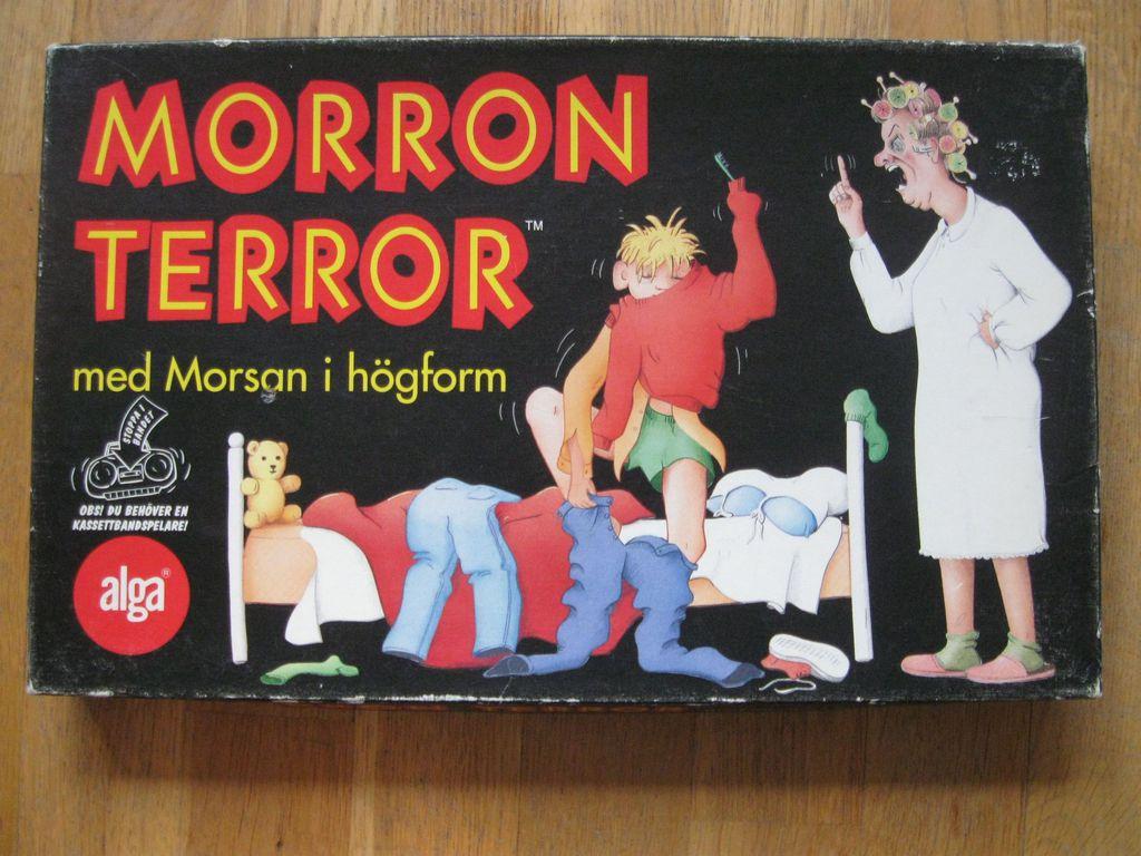Morron Terror Worst Board Games
