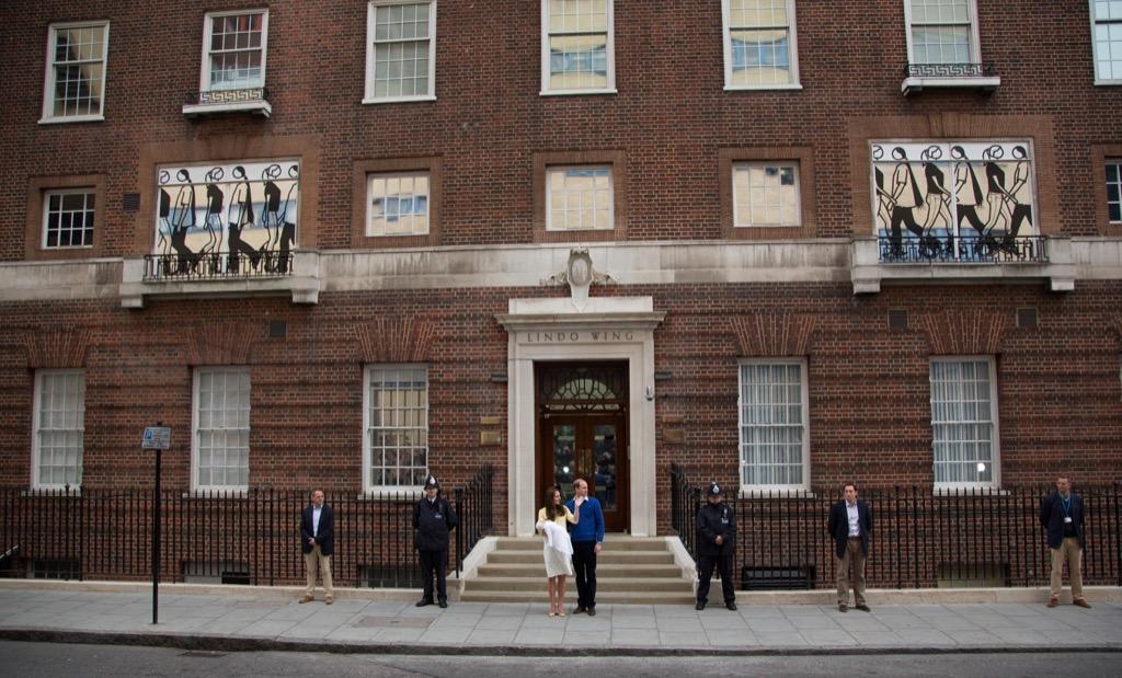 lindo wing hospital royal baby Surprising Royal Rules