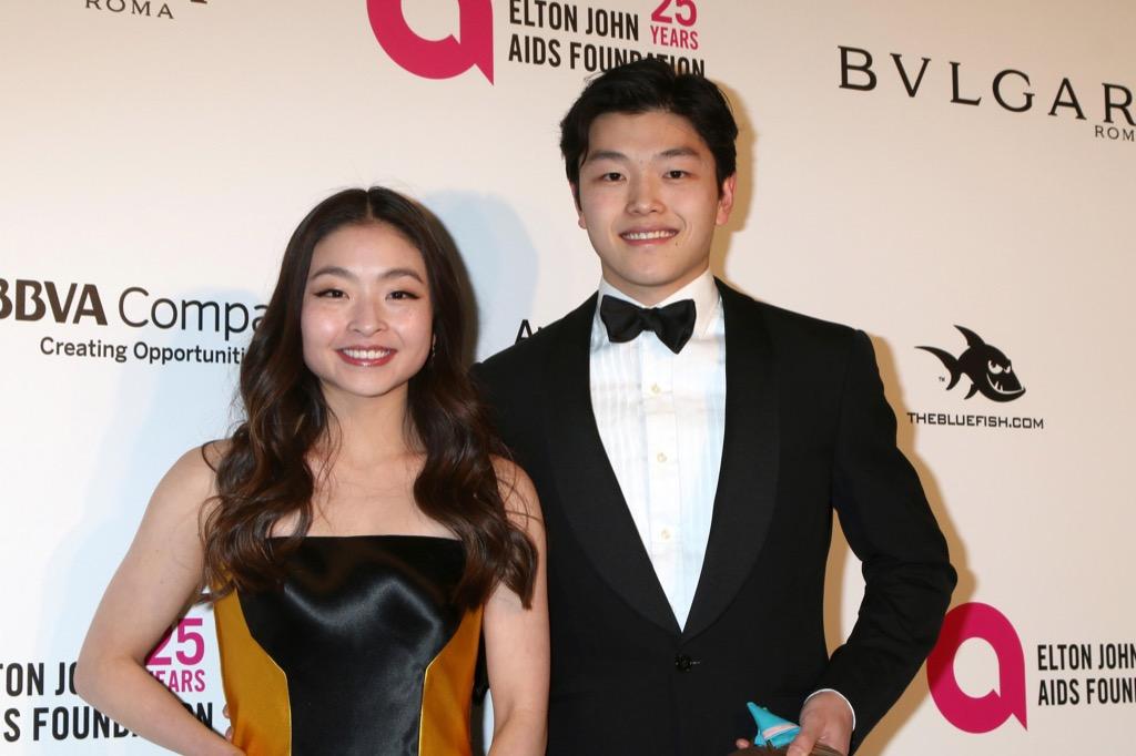 Alex and Maia Shibutani Celebrity Siblings