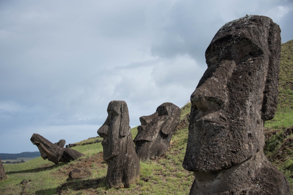 Easter Island Heads Amazing Facts