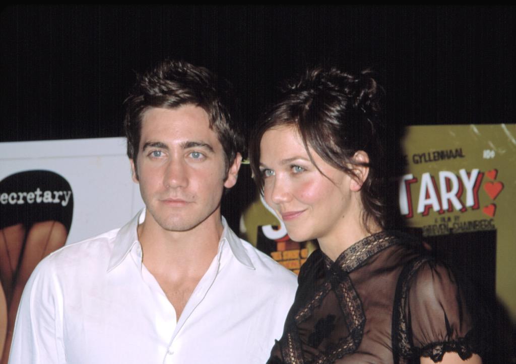 Maggie and Jake Gyllenhaal Celebrity Siblings