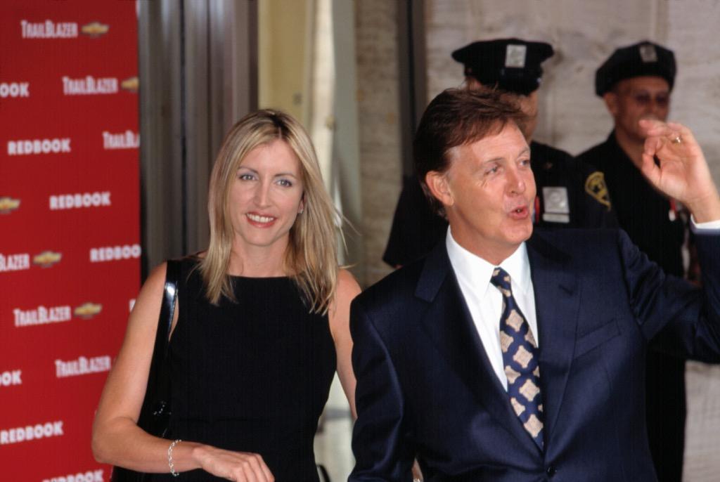 Paul McCartney & Heather Mills Extravagant Celebrity Weddings