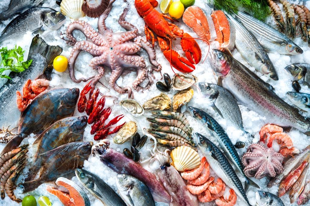 seafood Italians