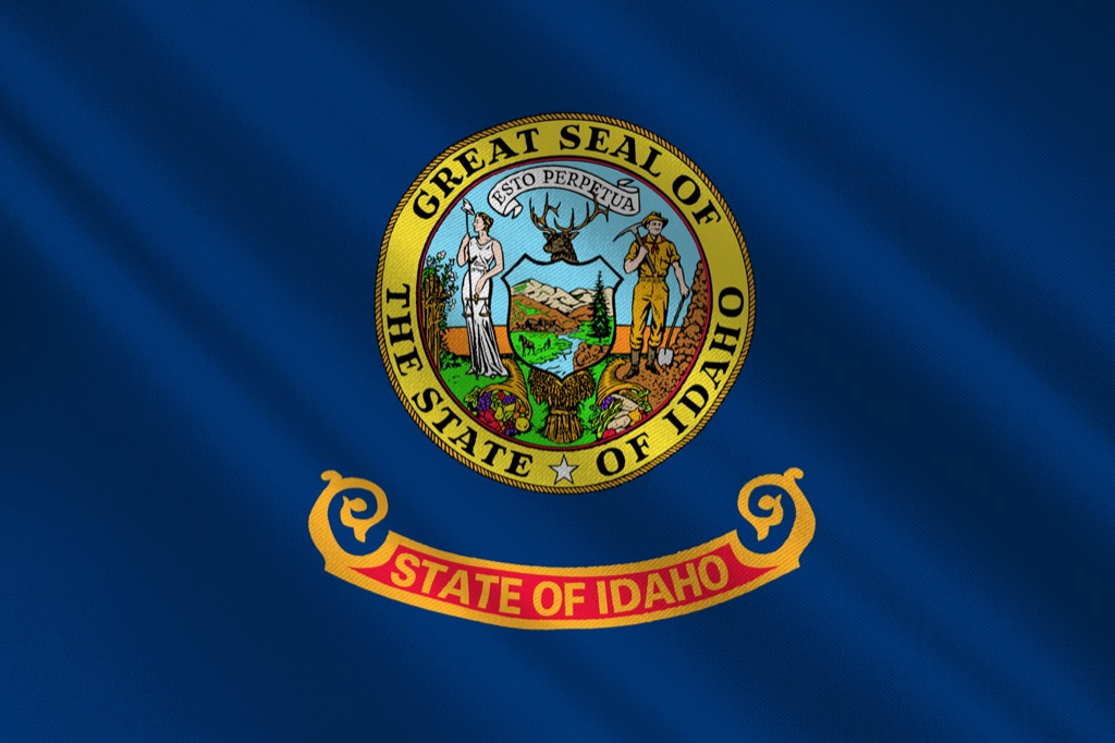 Idaho's state seal Craziest facts