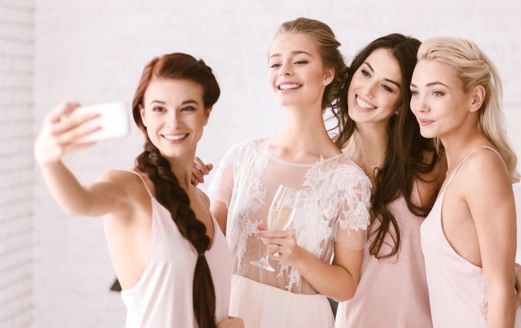 bridesmaid things to throw away