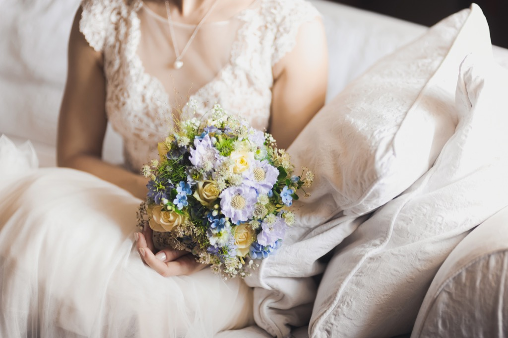 Bouquet royal wedding differences Traditions Royal Brides