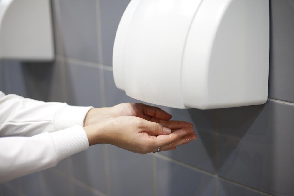hand dryer gross everyday habits
