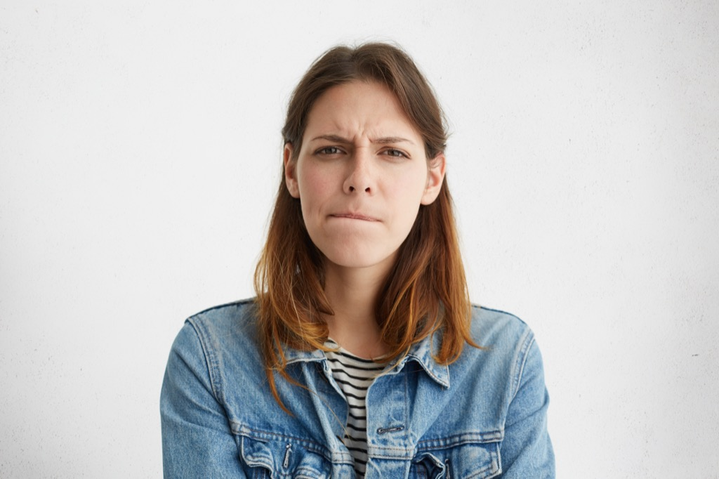 Confused Woman Amazing Facts