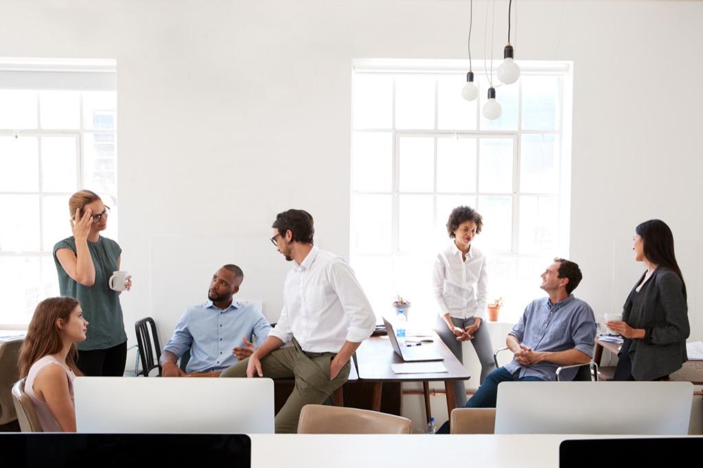 office Facts About Millennials