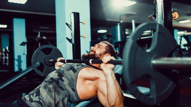 skullcrusher Exercises for Adding Muscle
