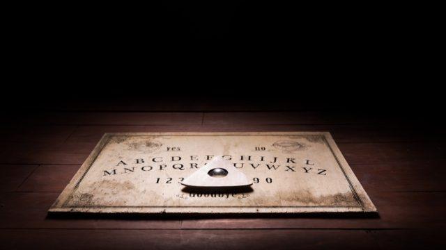 Ouija Board scary games