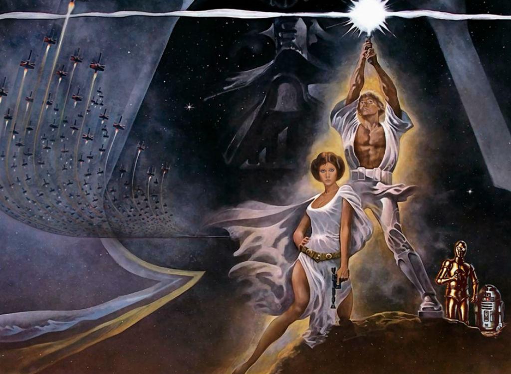 Movie Poster Star Wars
