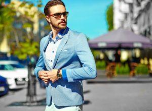 stylish italian man italian style