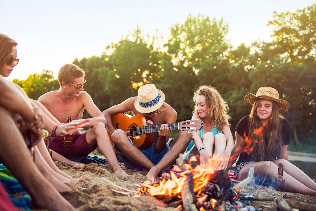 teens summer camp