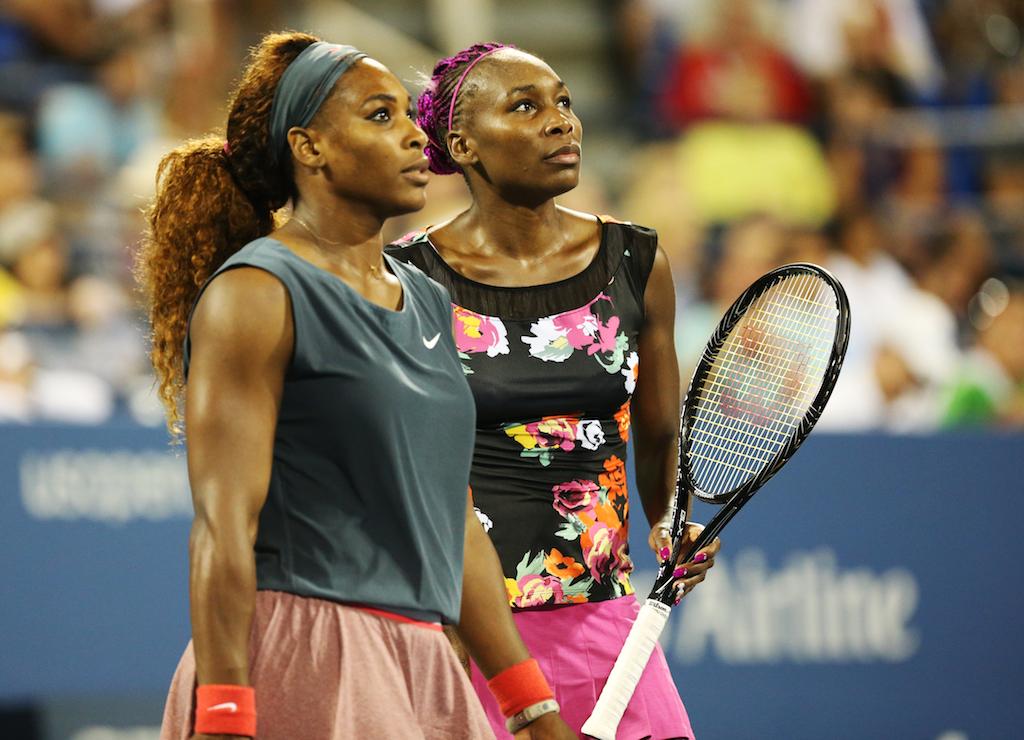 venus and Serena Williams Celebrity Siblings