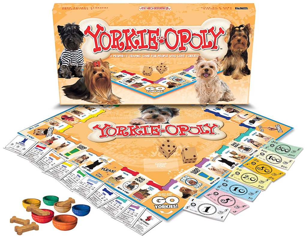 yorkie Worst Board Games
