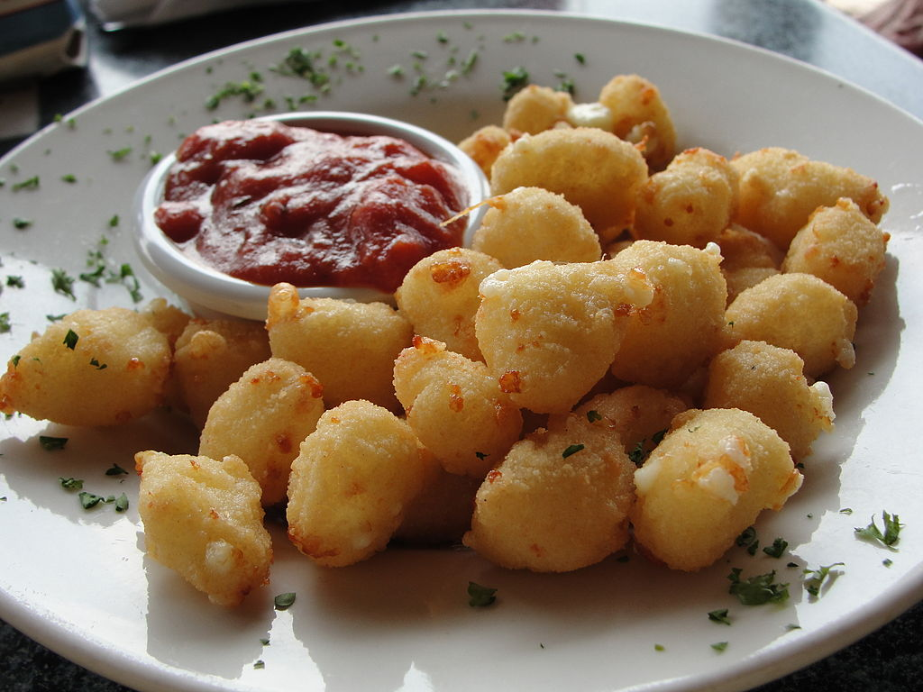 Wisconsin –Squeaky Cheese Local Favorites