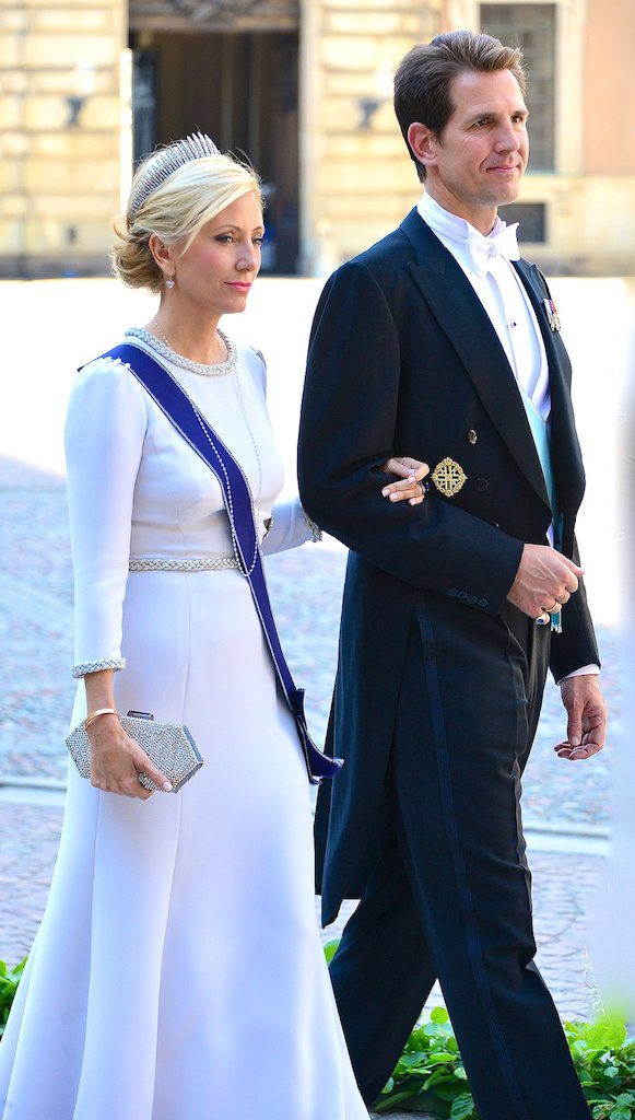 Prince Pavlos of Greece and Marie-Chantal Miller Lavish Royal Weddings