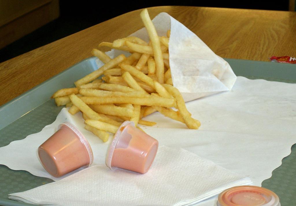 Idaho Fry sauce local favorites