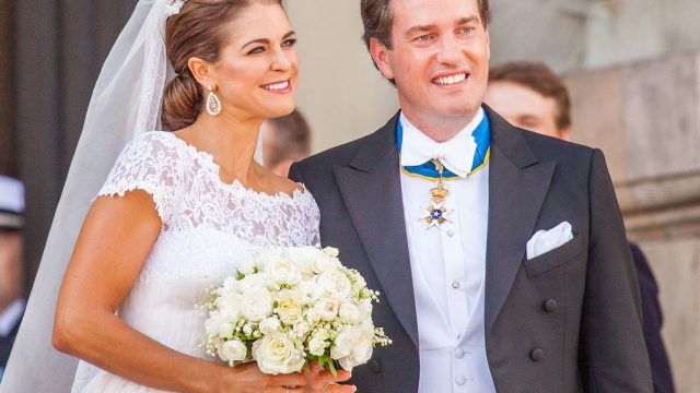 Princess Madeleine of Sweden and Christopher O'Neill Lavish Royal Weddings