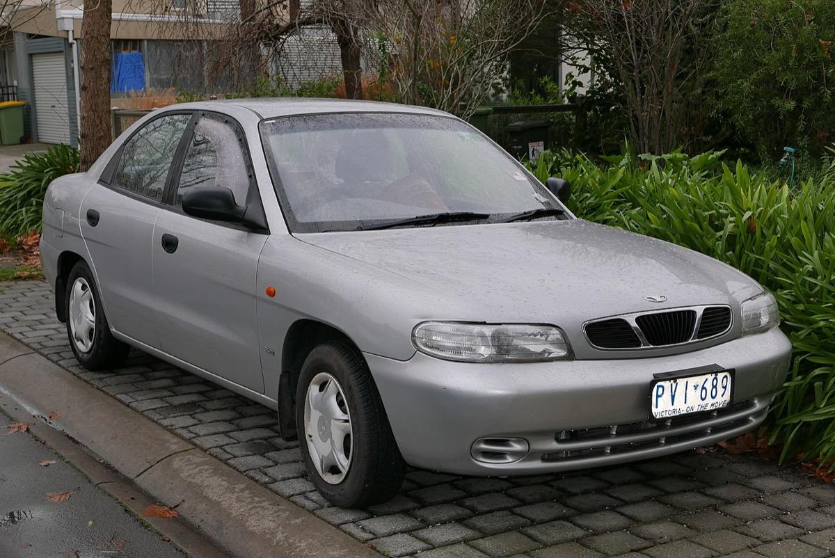 1997 daewoo nubira, worst cars