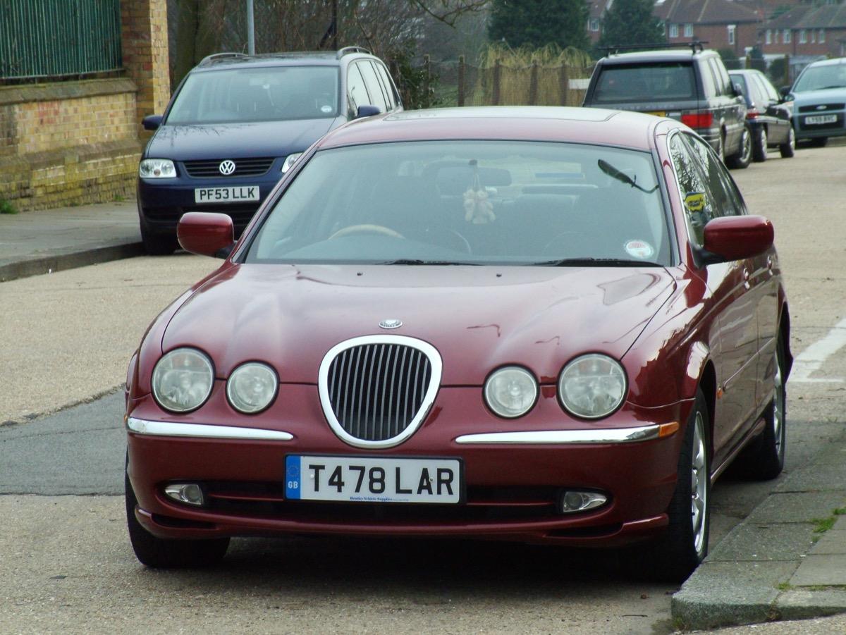1999 jaguar s-type, worst cars