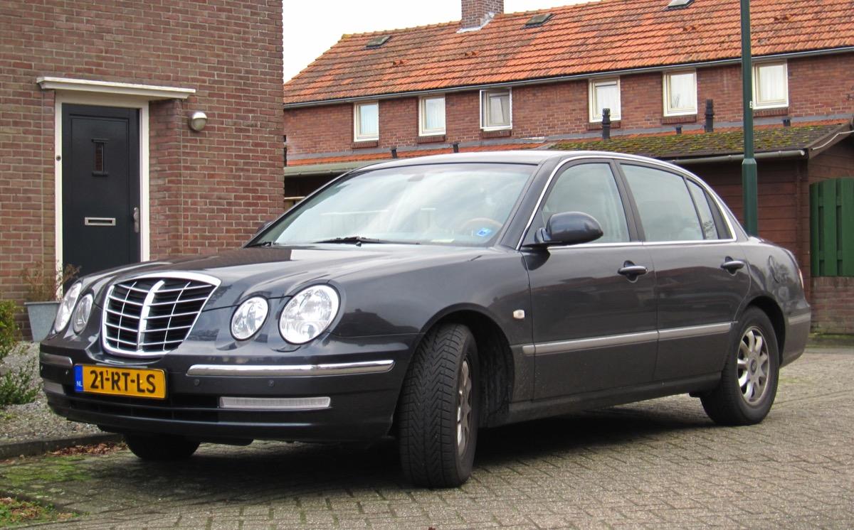 2003 kia oprius automatic