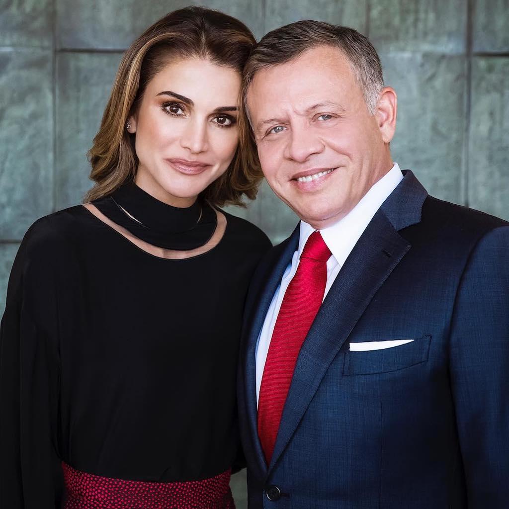 Prince Abdullah II of Jordan and Rania al Yassin Lavish Royal Weddings
