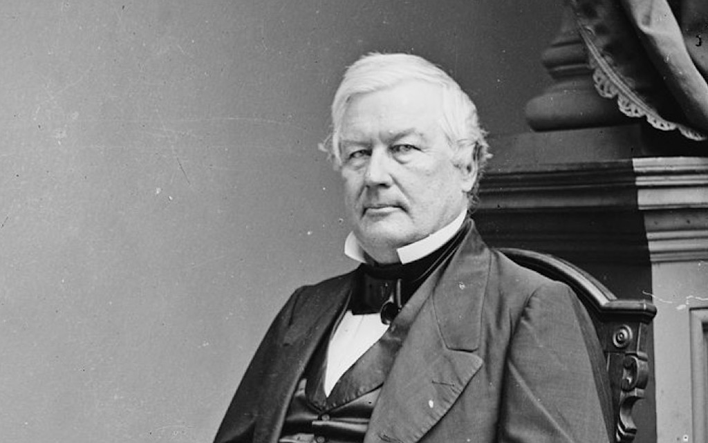 Millard Fillmore Craziest U.S. Presidents