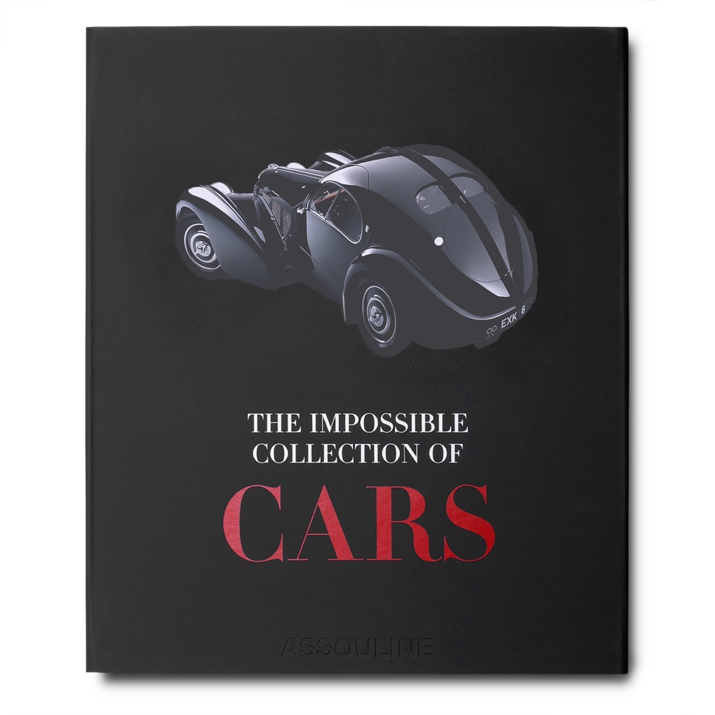 assouline cars book