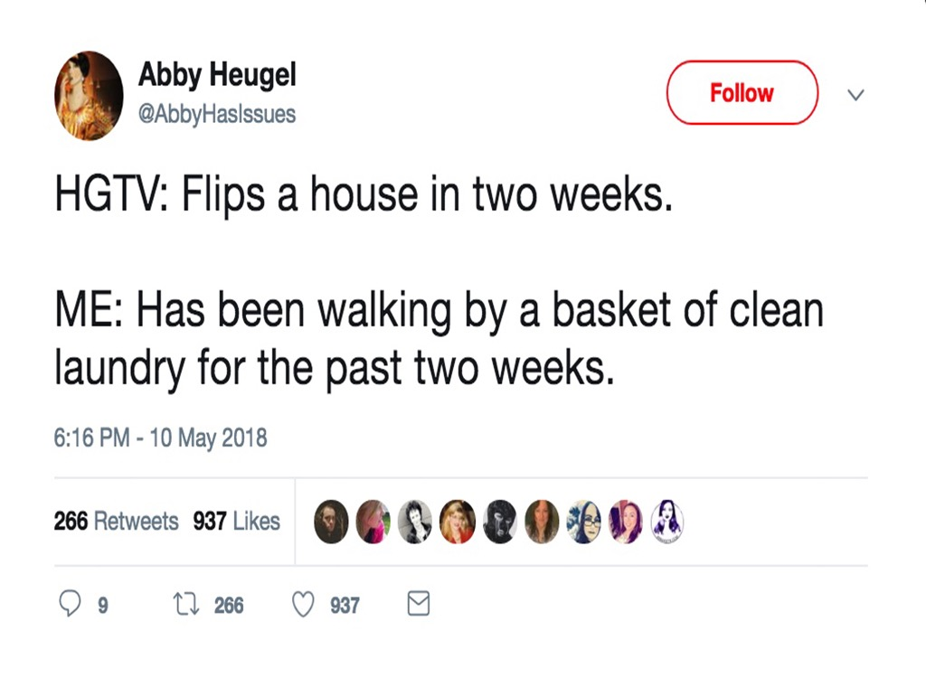 House flipping funniest home design show jokes