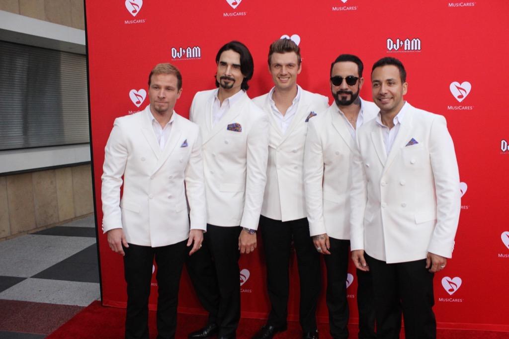 Backstreet Boys albums 2019